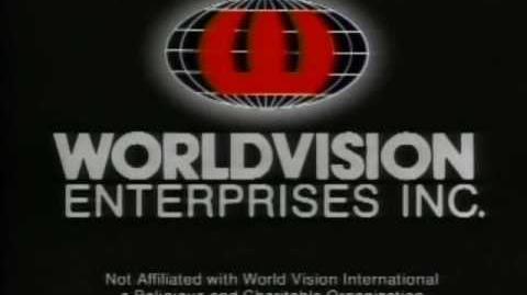 Worldvision Enterprises logo (1988-B)
