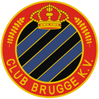 Club Brugge KV logo (1972-1980)