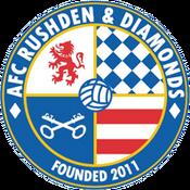 AFC Rushden and Diamonds logo