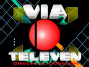 Logos de televen - directo al corazon 1992