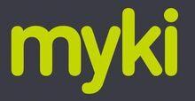 Myki logo 2014