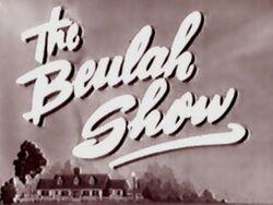 Beulah-show