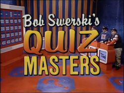 Bob Swerski's Quiz Masters