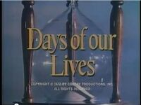 Days of our Lives 1972223344
