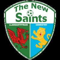 The New Saints FC logo