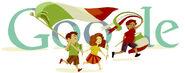 Google Italian Republic Day
