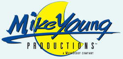Mike Young productions logo moon 2006