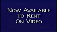 Walt Disney Studios Home Entertainment Buena Vista Now Available to Rent on Video