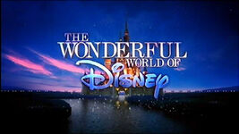 Wonderful World of Disney 2015