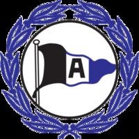 200px-Logo of Arminia Bielefeld, German football team