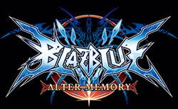 BlazBlue Alter Memory (Logo)
