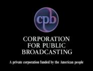 Corporation for Public Broadcasting Logo 14
