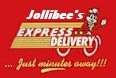 Jollibee Delivery Logo 1980