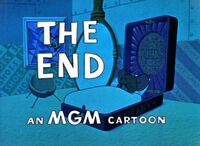 The End (Buddies Thicker Than Water)