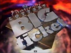 The National Lottery Big Ticket