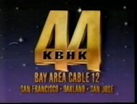 1992 KBHK 44