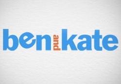 Ben&Kate promotional logo
