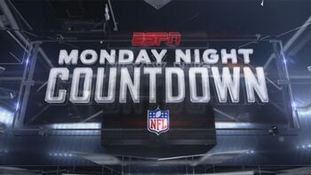 Monday Night Countdown 2015
