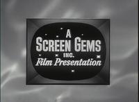 Screen Gems Film Presentation 1950s