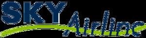 Sky Airline Logo 2000s