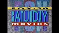 WATL FOX 36 Saturday Movie Bumper from 1992