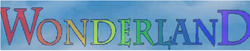 Wonderland game logo