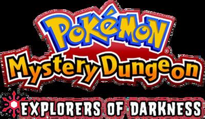 Pokemon Mystery Dungeon Explorer of Darkness