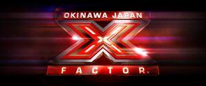 X Factor Okinawa Japan logo