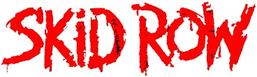 Skid row logo