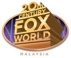 Twentieth Century Fox World logo