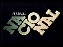 Festival Nacional 1984