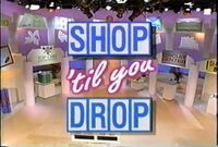 Shop til You Drop Pilot Logo