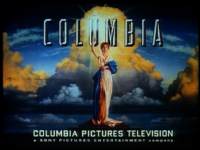 Columbia Pictures Television 1992 Dark