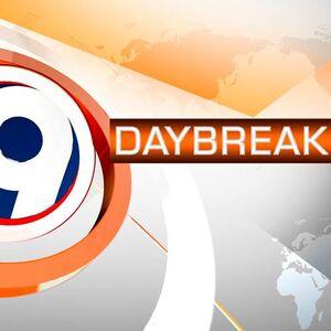 Daybreak 9TV 2014-2015