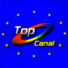 Logo top canal