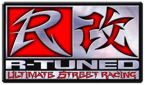 R-Tuned Ultimate Street Racing Logo
