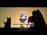Três Irmãs seal long Globo 2008 logo 2008