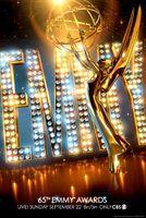 65th Primetime Emmy Awards Poster