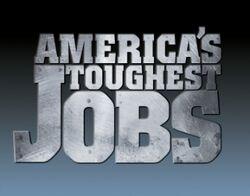America's toughest jobs