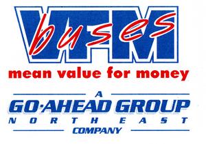 VFM buses logo 1995