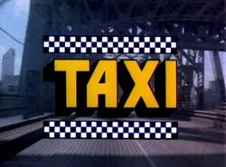 Taxi title screen