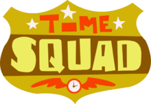 Time Squad Logo
