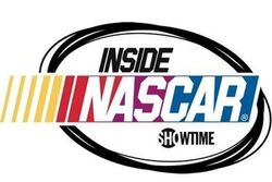 Inside NASCAR on Showtime logo