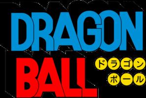 Original Dragon Ball logo