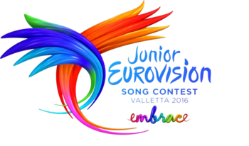 Junior Eurovision 2016 official logo
