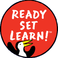 Ready Set Learn Logo
