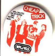 WPLJ-FM's 95.5's The Dr. Pepper 1982 Music Festival, Cheap Trick Promo For 1982