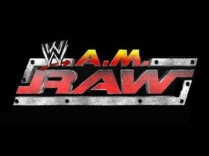 Wwe am raw-show