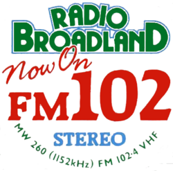 Broadland, Radio 1988a