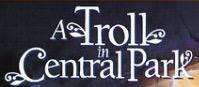 A Troll in central park logo